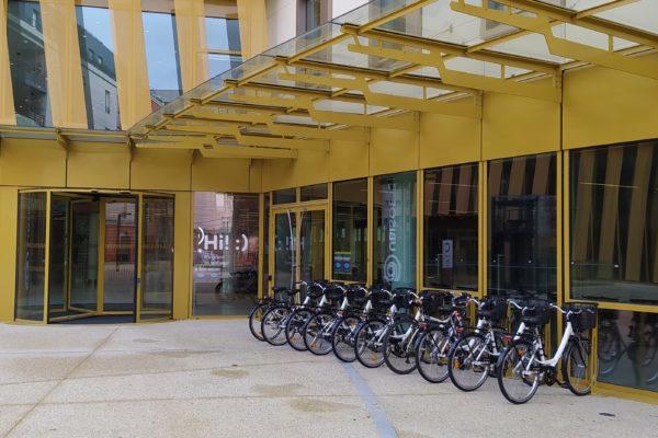 Développer le vélo dans mon entreprise
